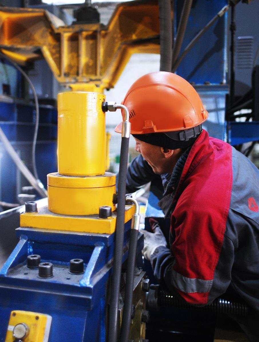 Завод по изготовлению металлоконструкций ПМК