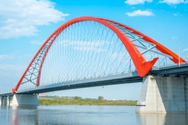 Бугринский мост превью
