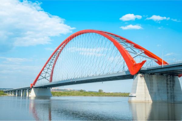 Участие в проекте Бугринский мост